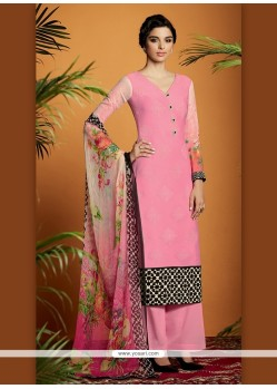 Classical Cotton Satin Designer Suit
