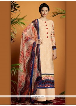 Mod Digital Print Work Designer Suit