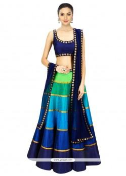 Mesmeric Multi Colour Designer Lehenga Choli