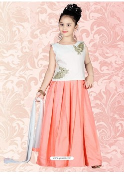 Glowing Pink Silk Salwar Kameez