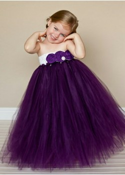Gorgeous Purple Evening Gown