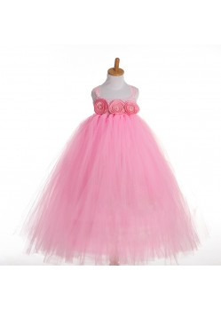 Baby Pink Evening Gown