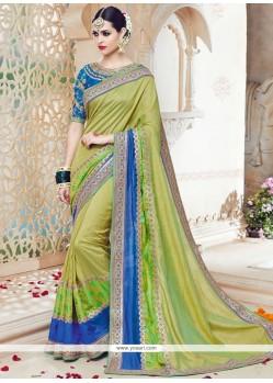 Blissful Art Silk Traditional Saree