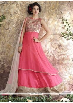 Charismatic Pink Lehenga Choli
