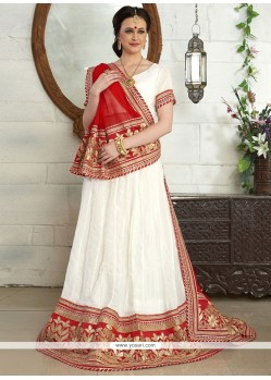 Hypnotizing A Line Lehenga Choli For Wedding