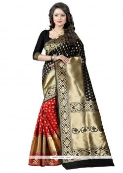 Piquant Banarasi Silk Designer Traditional Saree