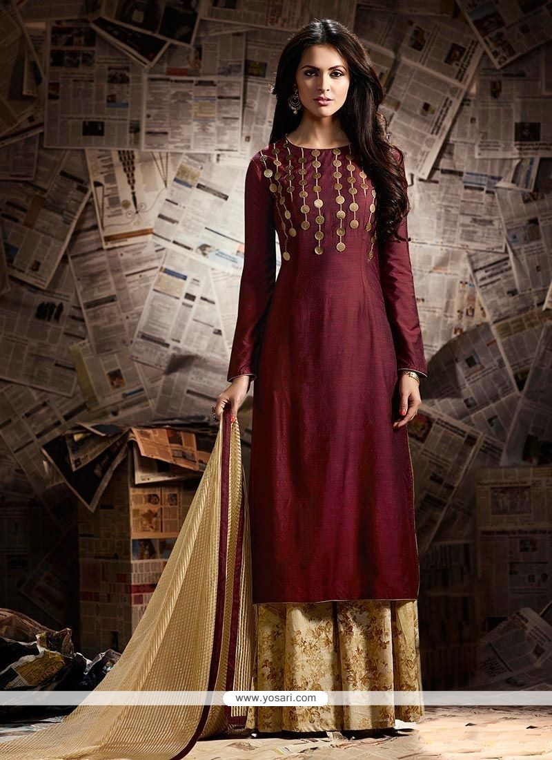 http://images1.yosari.com/36454-thickbox_default/adorable-cotton-satin-embroidered-work-designer-palazzo-suit-.jpg