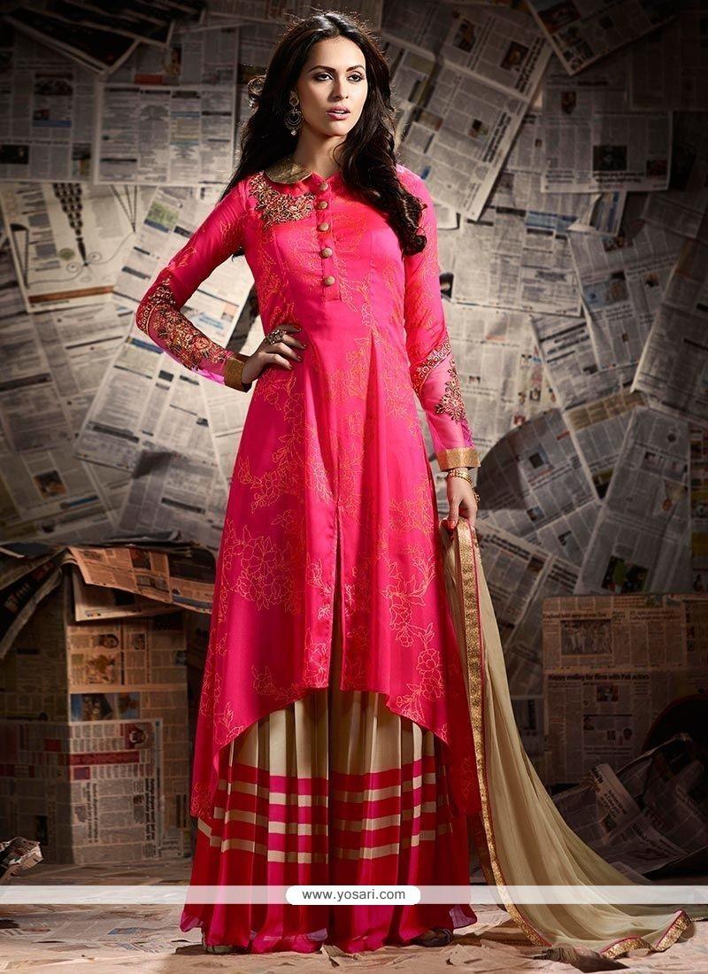 http://images1.yosari.com/36456-thickbox_default/magnificent-hot-pink-zari-work-art-silk-designer-palazzo-suit.jpg