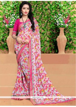 Wonderous Casual Saree For Casual