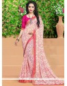 Flawless Casual Saree For Party