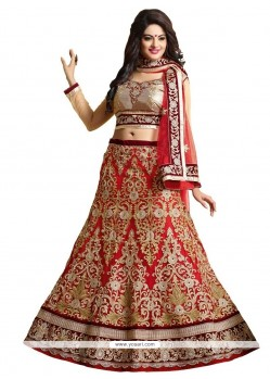 Aesthetic A Line Lehenga Choli For Wedding