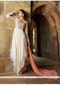 Divine Georgette Designer Salwar Suit