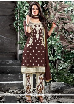 Strange Cotton Designer Salwar Suit