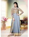Beguiling Embroidered Work Designer Salwar Suit