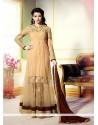 Impeccable Georgette Resham Work Designer Salwar Suit