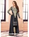 Malaika Arora Khan Black Salwar Suit