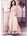 Intricate Georgette Resham Work Designer Palazzo Salwar Suit