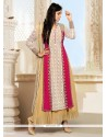 Blissful Hot Pink Designer Salwar Suit