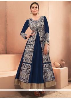 Topnotch Net Designer Gown