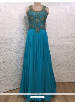 Grandiose Cutdana Work Designer Gown