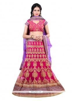 Renowned A Line Lehenga Choli For Wedding