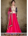 Superlative Multi Colour A Line Lehenga Choli