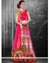 Marvelous Multi Colour A Line Lehenga Choli