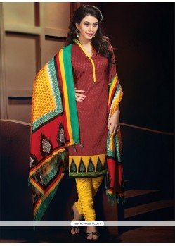 Strange Multi Colour Banglori Silk Churidar Designer Suit