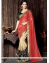 Honourable Georgette Designer Saree