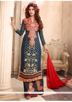 Regal Blue Designer Suit