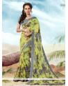 Cute Multi Colour Casual Saree