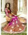 Magnificent Zari Work Designer Saree