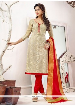 Festal Cotton Churidar Salwar Kameez