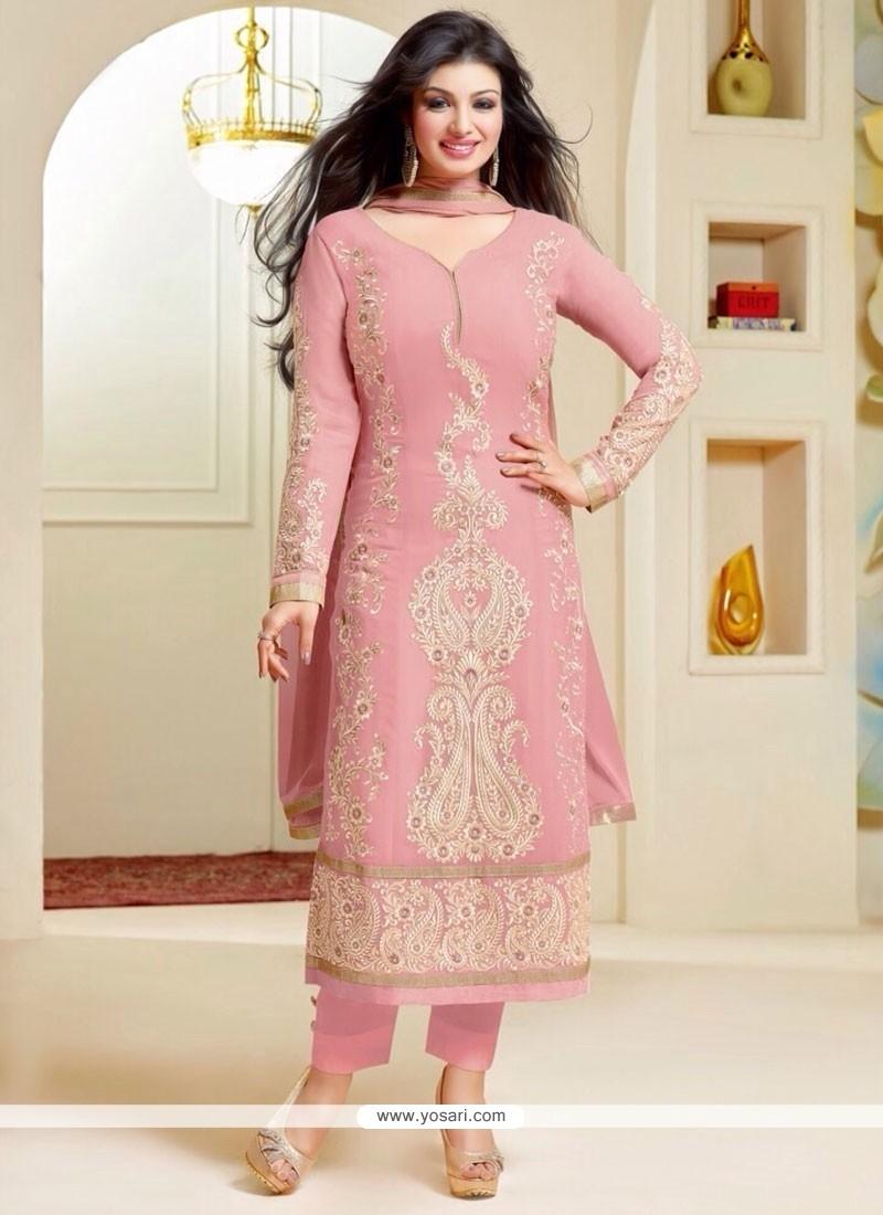 Ayesha Takia Georgette Pant Style Suit