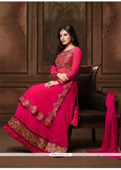 Peppy Net Designer Salwar Suit