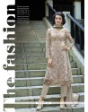 Majestic Beige Resham Work Georgette Pant Style Suit