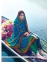 Flawless Multi Colour Churidar Designer Suit