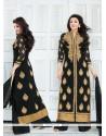 Celestial Lace Work Designer Palazzo Suit