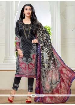 Karishma Kapoor Print Work Multi Colour Designer Suit