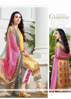 Karishma Kapoor Georgette Designer Suit