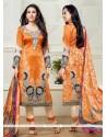 Karishma Kapoor Multi Colour Satin Designer Suit