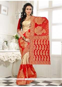 Precious Designer Saree For Festival