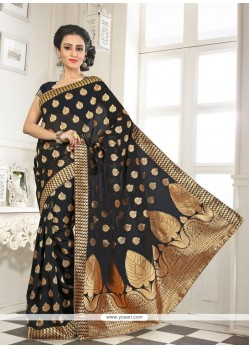 Impressive Designer Saree For Reception