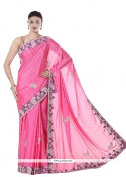 Exotic Jacquard Designer Saree