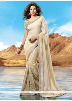 Sparkling Designer Saree For Festival