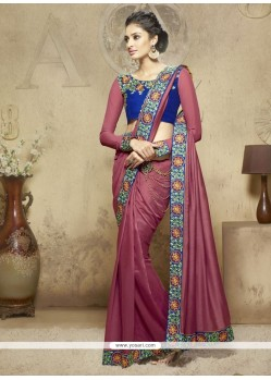 Amusing Designer Saree For Party