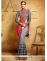 Luxurious Designer Saree For Reception