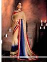Magnetize Multi Colour Designer Saree