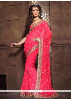 Grandiose Designer Saree For Party