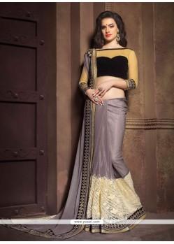 Intricate Designer Saree For Festival